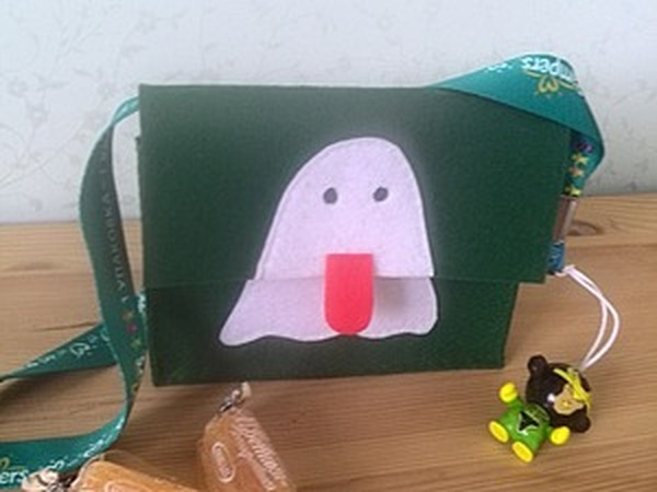 Шьем сумочку из фетра для ребенка   Ярмарка Мастеров - ручная работа, handmade