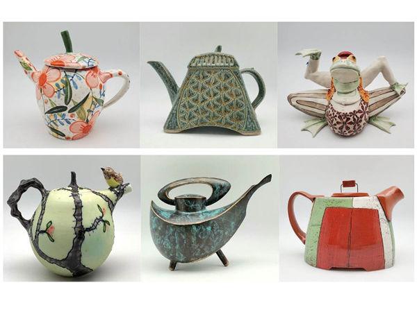 Чайники-необычайники | Ярмарка Мастеров - ручная работа, handmade