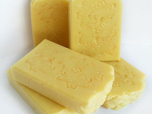 Снова в продаже мыло с нуля Одуванчик, ГС. | Ярмарка Мастеров - ручная работа, handmade