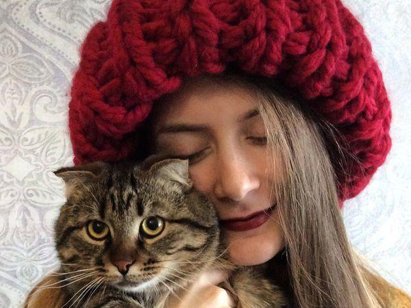 Рождественская ярмарка Добра ладошку в помощь кошкам, попавшим в беду | Ярмарка Мастеров - ручная работа, handmade