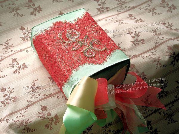 Упаковка подарков. Базовый курс | Ярмарка Мастеров - ручная работа, handmade