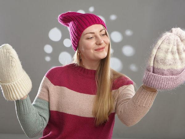 Как выбрать материал для шапки? | Ярмарка Мастеров - ручная работа, handmade