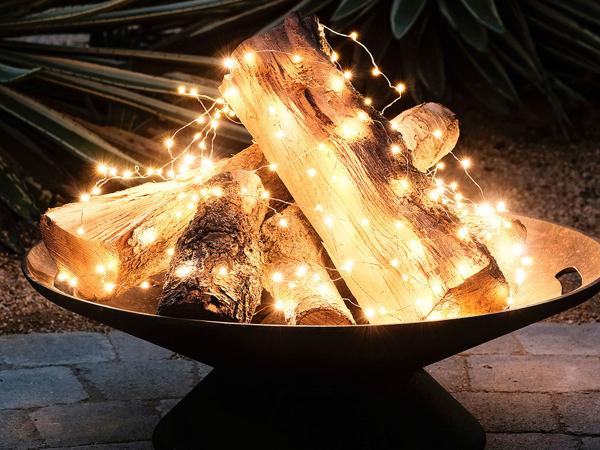 Bring More Light To Your Home! 35+ Light Garland Decor Ideas   Livemaster - handmade