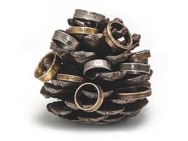 Изготовление уникального кольца из монеты   Ярмарка Мастеров - ручная работа, handmade