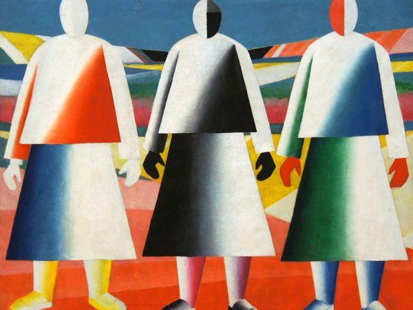 Русский авангард, искусство 20 века. Женщины-художницы   Ярмарка Мастеров - ручная работа, handmade