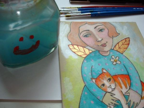 The Artist Joy Williams and Her Warm Works | Livemaster - handmade