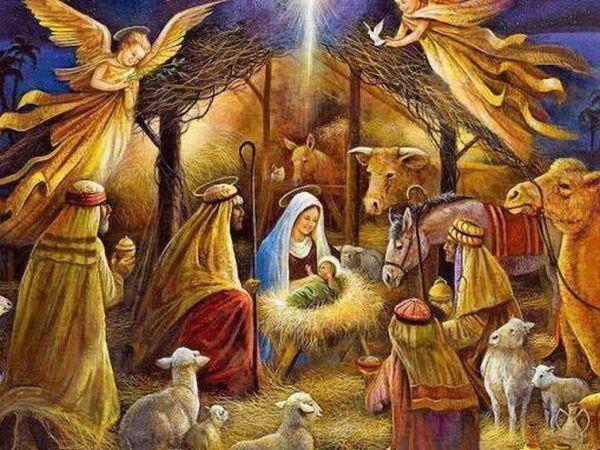 С Рождеством Христовым! | Ярмарка Мастеров - ручная работа, handmade