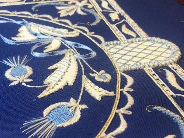 С чего начинается создание вышивки | Ярмарка Мастеров - ручная работа, handmade
