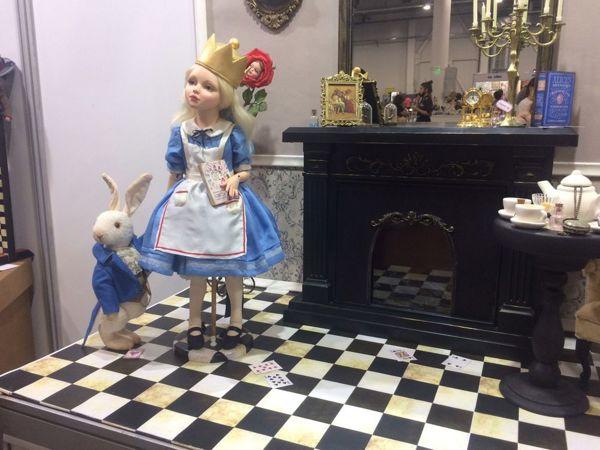Вот и прошла выставка «модна лялька» | Ярмарка Мастеров - ручная работа, handmade