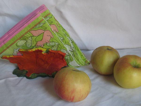 Мастерим подставку для салфеток «Листопад» | Ярмарка Мастеров - ручная работа, handmade