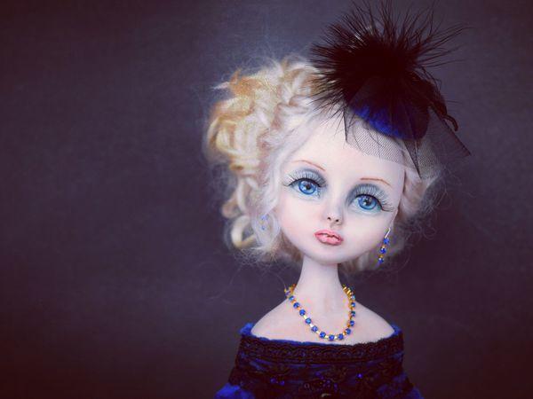 История одной куклы... | Ярмарка Мастеров - ручная работа, handmade