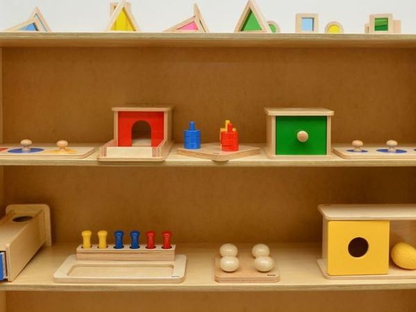 Монтессори Материалы | Ярмарка Мастеров - ручная работа, handmade