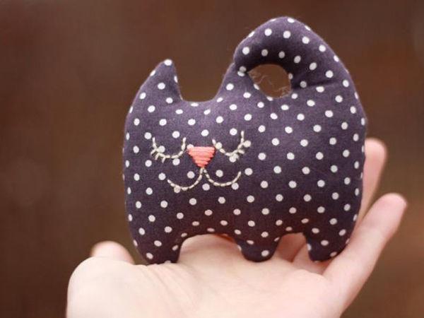 Мартовские коты: 18 мастер-классов для тех, кто любит котиков   Ярмарка Мастеров - ручная работа, handmade
