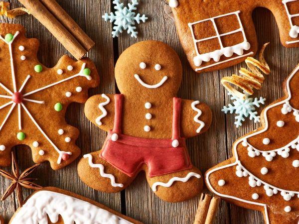 Я его слепила из того, что было: красивые формочки для рождественского печенья своими руками | Ярмарка Мастеров - ручная работа, handmade