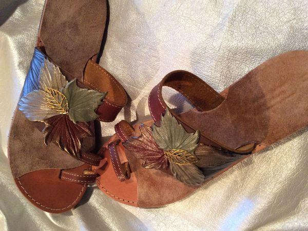 Переделываем простенькие пантолеты | Ярмарка Мастеров - ручная работа, handmade