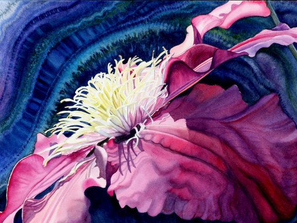 Цветочная душа Marney Ward   Ярмарка Мастеров - ручная работа, handmade