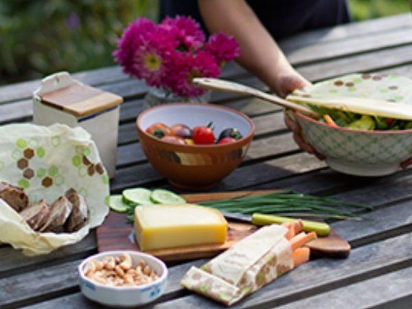 Восковые салфетки — альтернатива пищевой плёнке и фольге. Как сделать самим | Ярмарка Мастеров - ручная работа, handmade