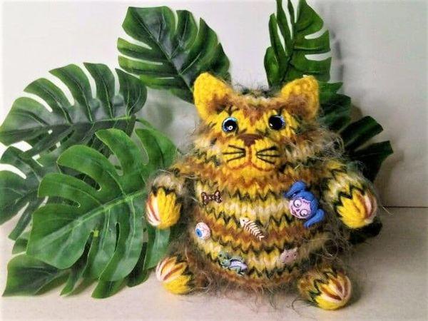 Что за зверь  «Ёшкин кот» ? | Ярмарка Мастеров - ручная работа, handmade