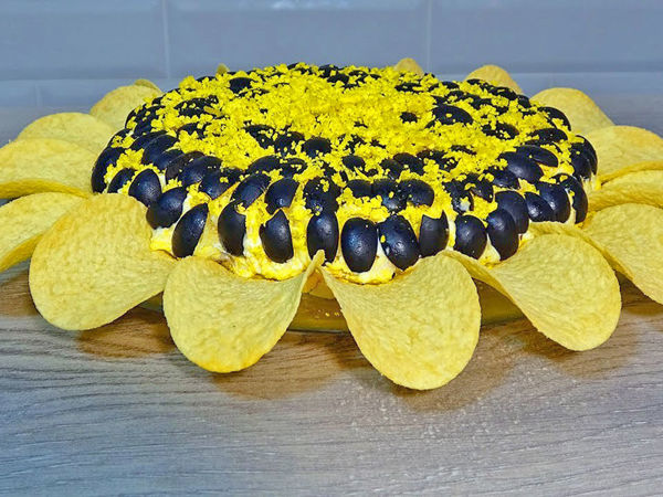Частичка лета на новогоднем столе. Салат, который сделает праздничным любое застолье! | Ярмарка Мастеров - ручная работа, handmade
