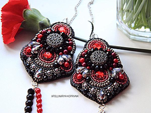 Carmen's Passion Necklace -