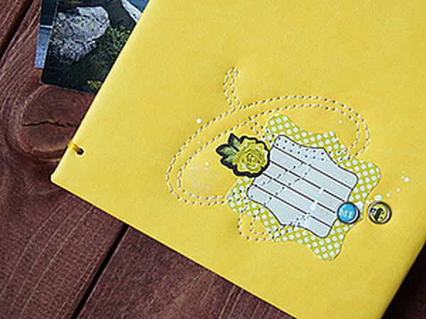 Создание декоративной строчки в скрапбукинге | Ярмарка Мастеров - ручная работа, handmade