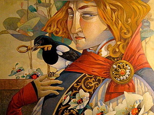 David Galchutt - сказочная цветопись! | Ярмарка Мастеров - ручная работа, handmade