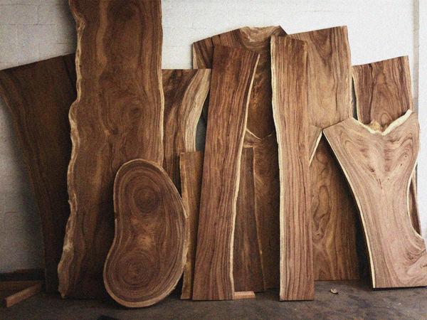 Что такое Слэб? Чем он отличается от других пород массива дерева?   Ярмарка Мастеров - ручная работа, handmade