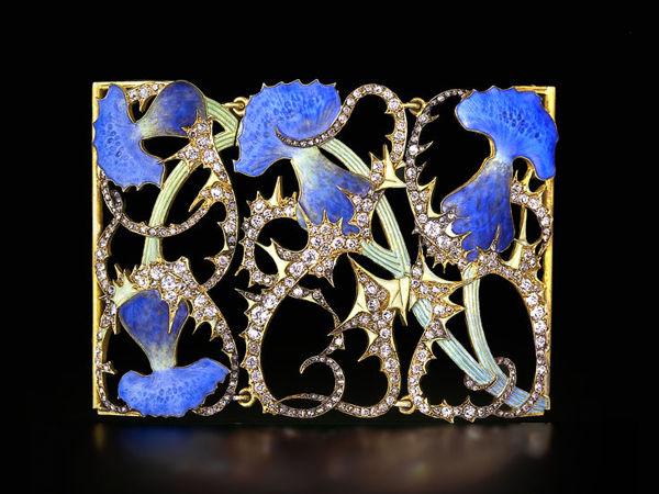 Чего хочет женщина, того хочет Бог: ювелирные фантазии Рене Лалика – Ярмарка Мастеров<br />
