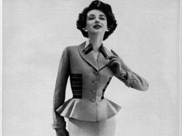 Унесенные ветром, или Рафинированная женственность 50-х | Ярмарка Мастеров - ручная работа, handmade
