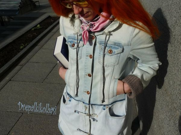 Новое пальто! Весеннее и милое! | Ярмарка Мастеров - ручная работа, handmade