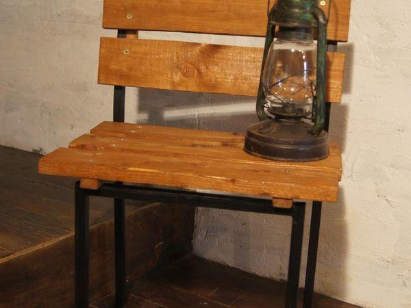 Создаем дачное настроение. Новая жизнь старого стула | Ярмарка Мастеров - ручная работа, handmade