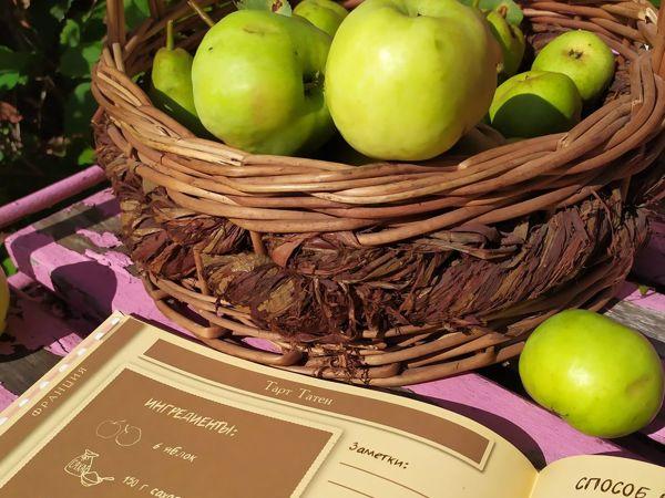 Яблочные пирожки и лето немного ближе | Ярмарка Мастеров - ручная работа, handmade