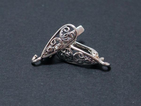 Теперь серебряная фурнитура в моих украшениях! | Ярмарка Мастеров - ручная работа, handmade