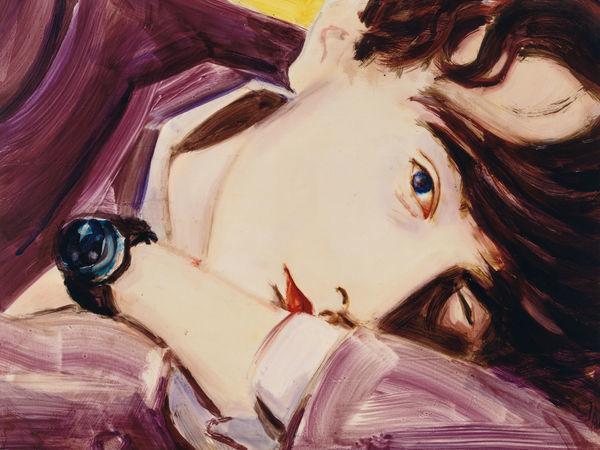 Фиолетовый — для творческих натур: идеи создания эффектного образа | Ярмарка Мастеров - ручная работа, handmade