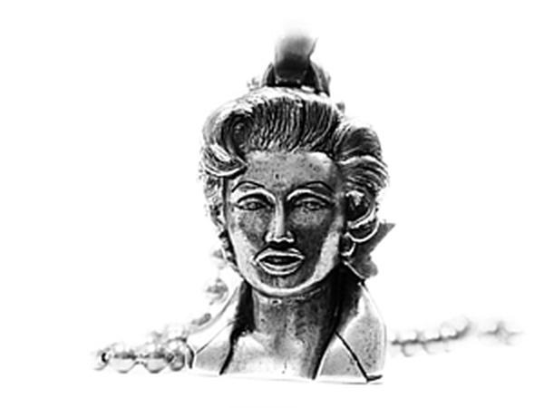 Лица знаменитостей на украшениях Nous Sommes | Ярмарка Мастеров - ручная работа, handmade