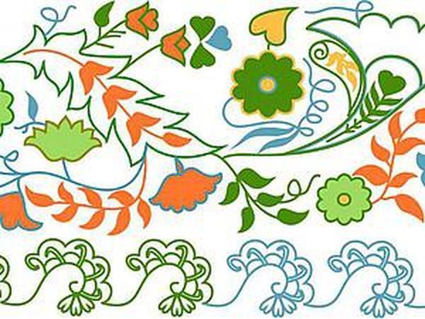 Богатство орнаментов на татарских полотенцах | Ярмарка Мастеров - ручная работа, handmade