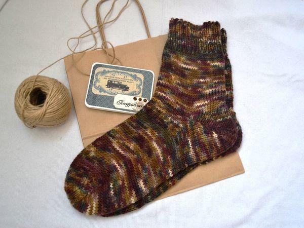 Рождественская скидка 13% на все готовые носочки! | Ярмарка Мастеров - ручная работа, handmade