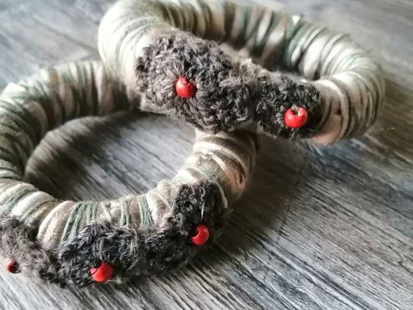Моя Текстильная Азбука | Ярмарка Мастеров - ручная работа, handmade