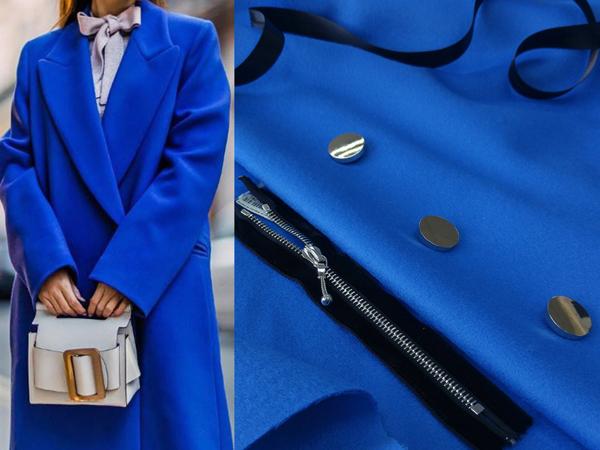 Двухслойная пальтовая ткань. Кашемир +Шерсть   Ярмарка Мастеров - ручная работа, handmade
