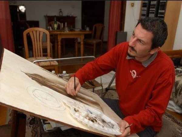 Волшебство акварели от художника Атанаса Мацурева | Ярмарка Мастеров - ручная работа, handmade