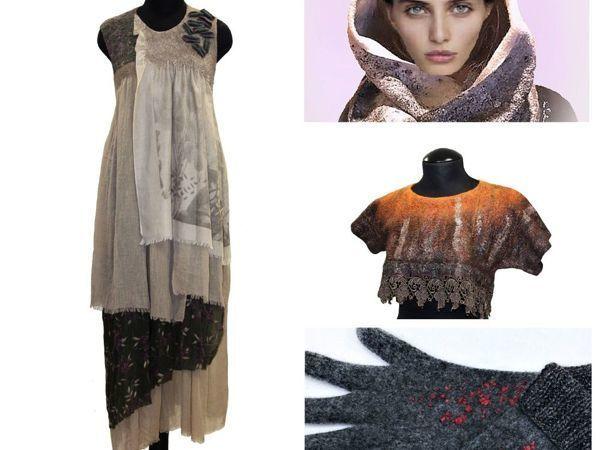 Спецкурс «Проект одного дня: сарафан, перчатки, топ, капюшон»   Ярмарка Мастеров - ручная работа, handmade