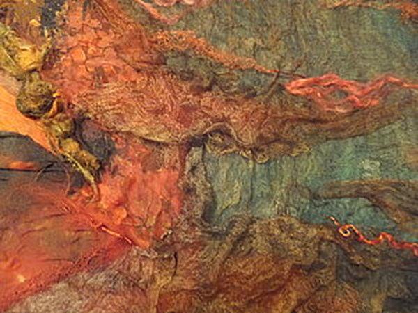Вдохновение или рисуем шелком. | Ярмарка Мастеров - ручная работа, handmade