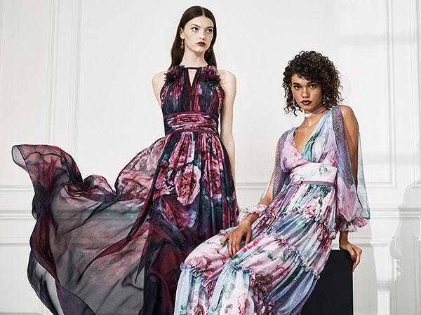 Маркиза драмы: модная коллекция Marchesa Notte осень 2019 | Ярмарка Мастеров - ручная работа, handmade
