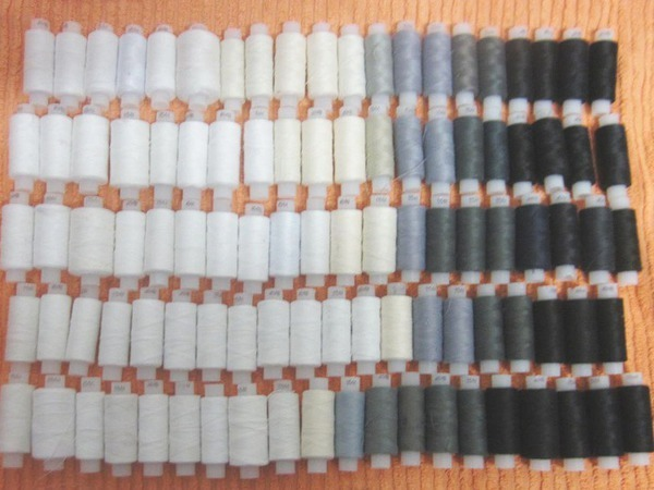 Любые три набора швейных ниток - со скидкой! | Ярмарка Мастеров - ручная работа, handmade