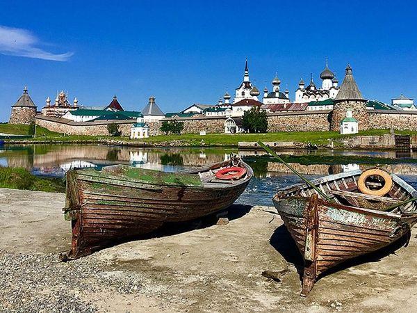 На 2-3 дня уехала на Соловки!!! | Ярмарка Мастеров - ручная работа, handmade