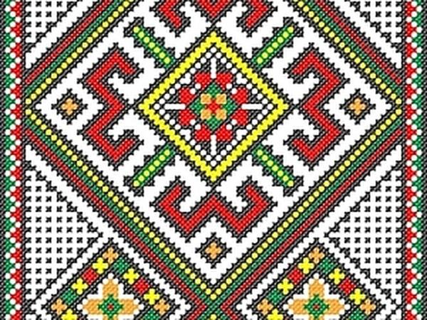 Народная вышивка. Часть 6. | Ярмарка Мастеров - ручная работа, handmade