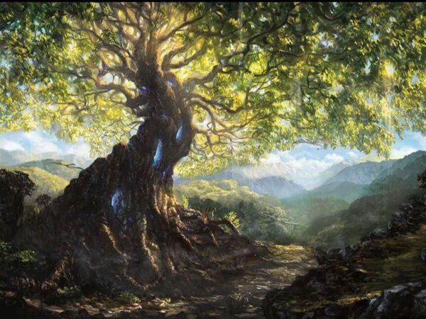 Волшебное дерево | Ярмарка Мастеров - ручная работа, handmade