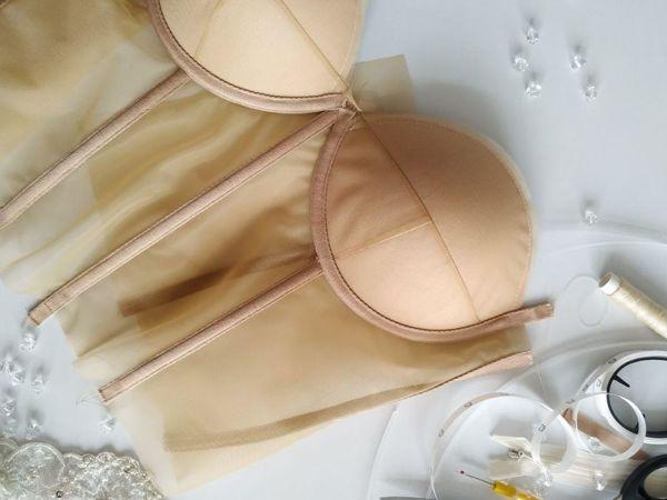 Пошив корсета. Необходимые материалы и швейная фурнитура | Ярмарка Мастеров - ручная работа, handmade