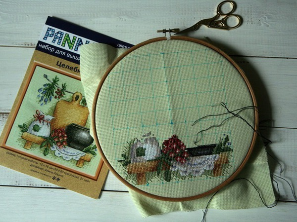 Вышиваю лето...) | Ярмарка Мастеров - ручная работа, handmade