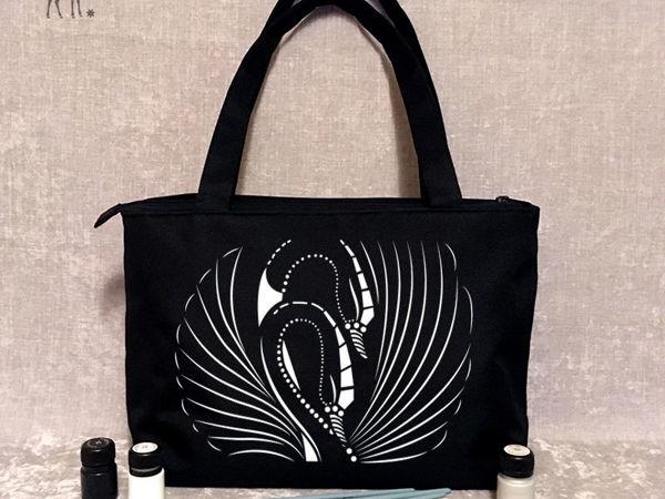 Авторская сумка – ваш стильный аксессуар   Ярмарка Мастеров - ручная работа, handmade